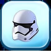 FO Stormtrooper Helmet Token