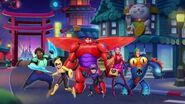 Update 21 - Big Hero 6 Trailer