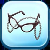 Horn-Rimmed Glasses Token