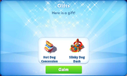 Ba-slinky dog dash-gift