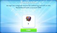 Me-striking gold-100-prize-3
