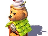 Bear Mug Milkshake Stand