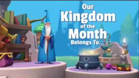 Kingdom of the Month - July 2018
