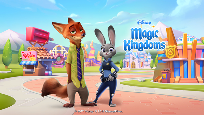 Zootopia Storyline Act 3 Disney Magic Kingdoms Wiki Fandom
