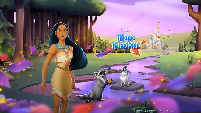 Pocahontas Update