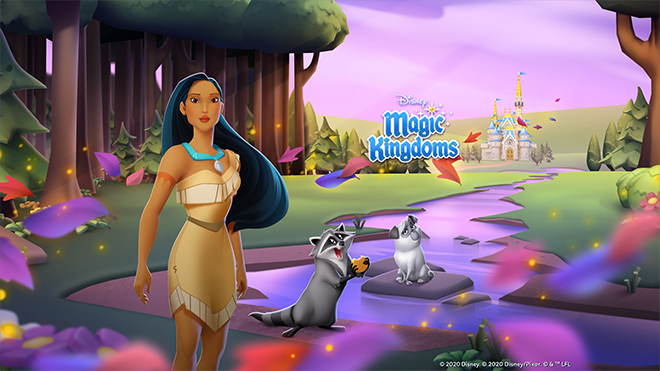 Pocahontas Storyline Act 5 Disney Magic Kingdoms Wiki Fandom