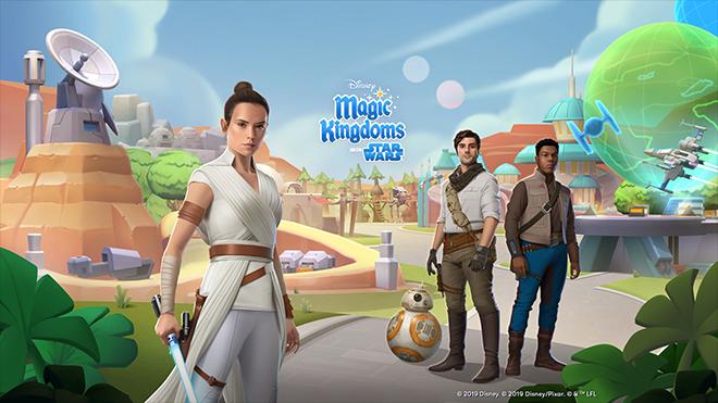 Star Wars Event Storyline 2019
