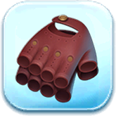 Shank's Gloves Token