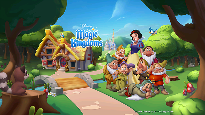 Snow White and the Seven Dwarfs Event Storyline 2017