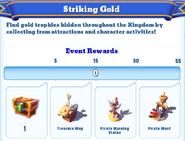 Me-striking gold-31-milestones