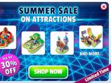 Attraction Sales