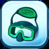 P. Sherman Mask Token