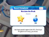 Reclaim the Peak