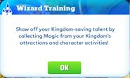 Me-wizard training