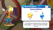 Q-surprise addition