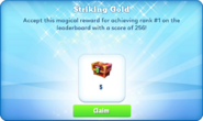 Me-striking gold-100-prize-2