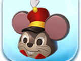 Timothy Q. Mouse Ears Hat Token