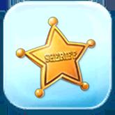Sheriff Star Token