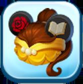 Belle Ears Hat Token