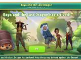 Raya and the Last Dragon Event Storyline 2021