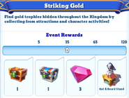 Me-striking gold-46-milestones