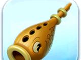 Fish Clarinet Token