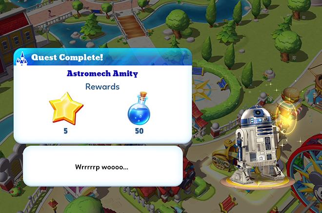 Astromech Amity