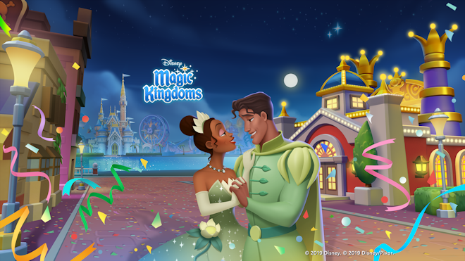 The Princess and the Frog Event Storyline 2019