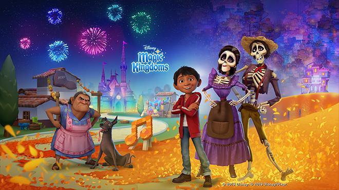A Show To Remember Event Storyline 2019 Disney Magic Kingdoms Wiki Fandom