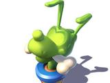 Pluto Topiary