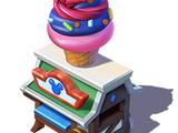 Vanellope Ice Cream Stand