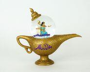 Aladdin merch snowglobe-r