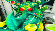 Green trickster