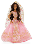 Aladdin the Broadway Musical - Princess Jasmine Doll