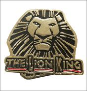 LionKingMetalMagnet