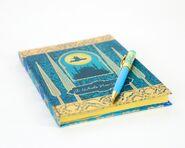 Aladdin merch journal withpen