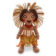 Simba Plush The Lion King The Broadway Musical