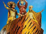 The Lion King Cast Lists