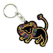 Lion King The Broadway Musical Simba Keychain
