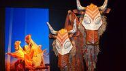 Wildebeest costume