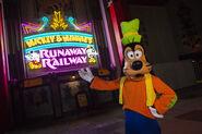 Runaway Railway Entrance WDW 03