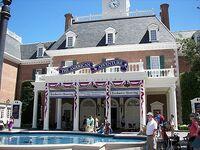 The American Adventure Disney Parks Wiki Fandom
