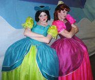 Disney Pal Driz and Ana by Kitty17794