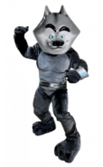 Classified the Wolf Mascot