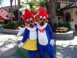 Universal Studios Florida/Theme Park Characters (Fanon version)