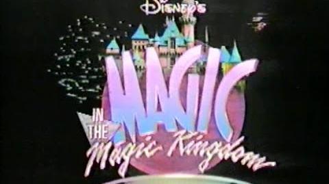 Disney's Magic in the Magic Kingdom (NBC 1988)