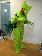 Sceptile cosplay by treegecko-d60l0ma