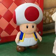 Toad Mascot
