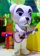 K. K. Slider Mascot 2