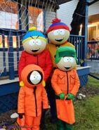 South park family